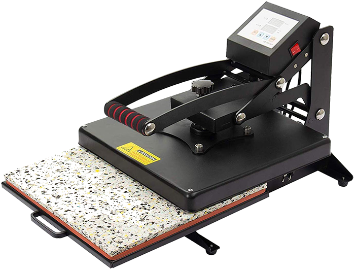 Display4top Digital Heat Press Machine