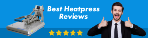 A buyer happy with Heat Press Reviews